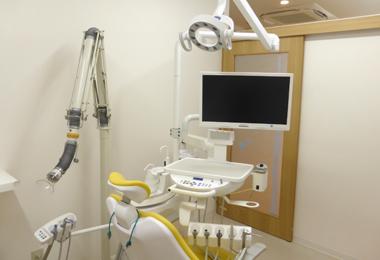 1階 診療スペース