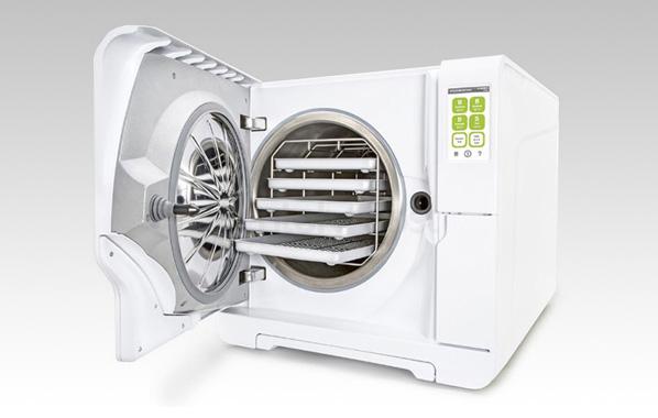 小型高圧蒸気滅菌器クラスB オートクレーブ リサ